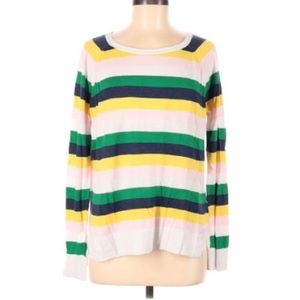 NWT Old Navy Striped Sweater